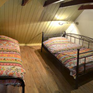 Slaapkamer 2 - Boven