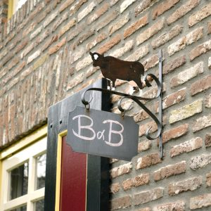 BnB_uithangbord